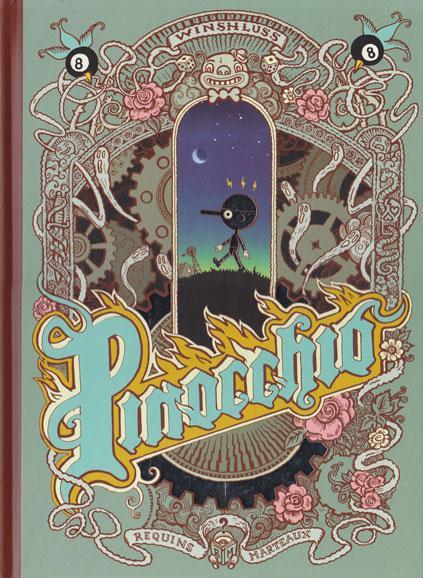 Pinokkio (Winshluss) 1 Pinocchio
