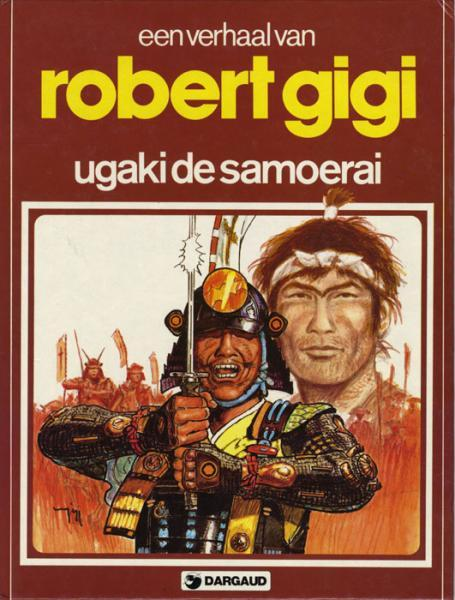 Ugaki de Samoerai 1 Ugaki de samoerai