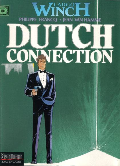Largo Winch 6 Dutch connection