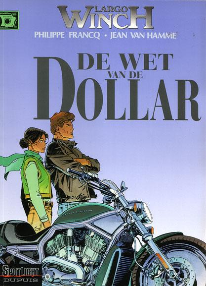 Largo Winch 14 De wet van de dollar