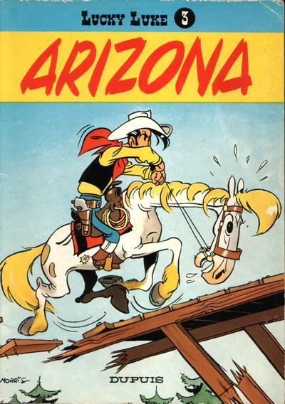 Lucky Luke (Dupuis) 3 Arizona