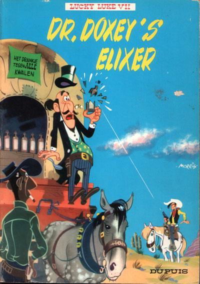 Lucky Luke (Dupuis) 7 Dr. Doxey's elixer