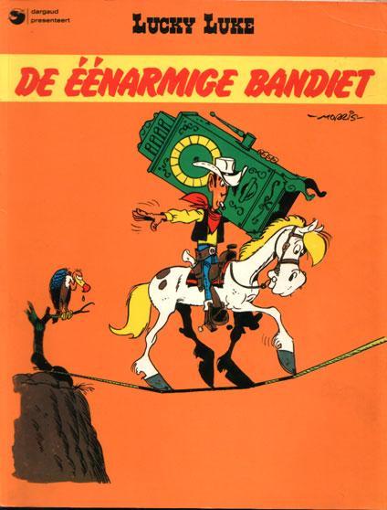 Lucky Luke (Dargaud/Lucky Comics) 20 De éénarmige bandiet