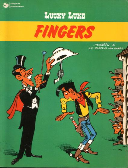 Lucky Luke (Dargaud/Lucky Comics) 23 Fingers