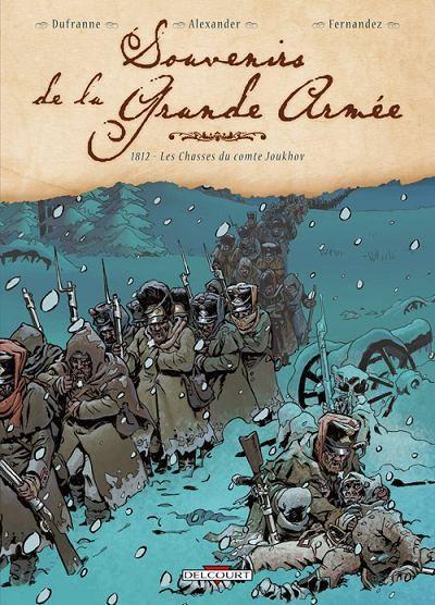 Herinneringen aan de grande armée 4 1812 - Les chasses du Comte Joukhov