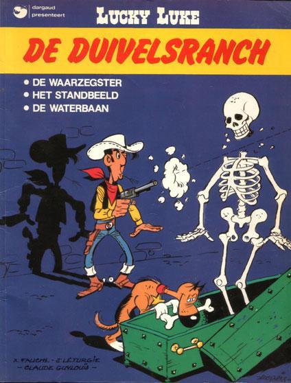 Lucky Luke (Dargaud/Lucky Comics) 26 De duivelsranch