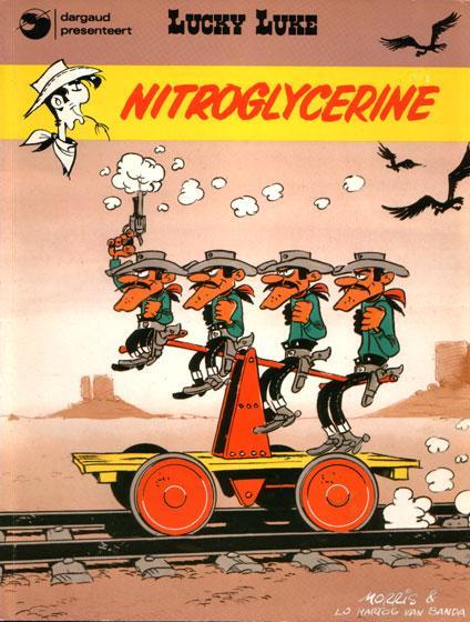 Lucky Luke (Dargaud/Lucky Comics) 27 Nitroglycerine