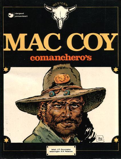 Mac Coy 5 Comanchero's