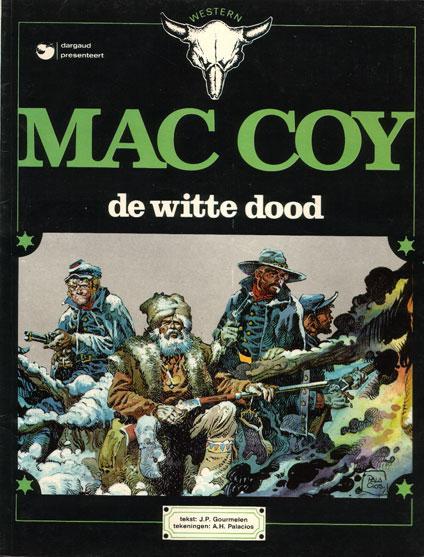 Mac Coy 6 De witte dood