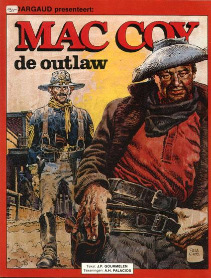 Mac Coy 12 De outlaw