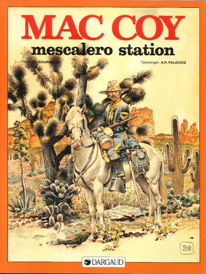 Mac Coy 15 Mescalero Station