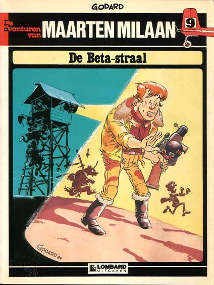 Maarten Milaan 9 De Beta-straal
