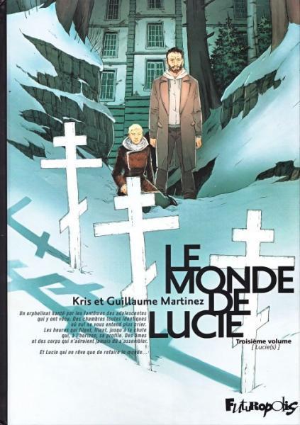 De wereld van Lucie A4 Lucie(s)
