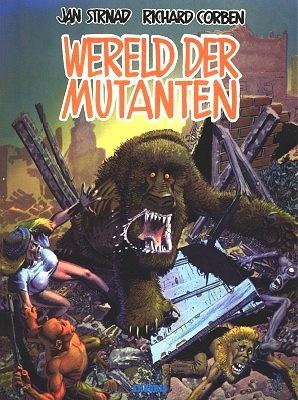 Wereld der mutanten 1 Wereld der mutanten