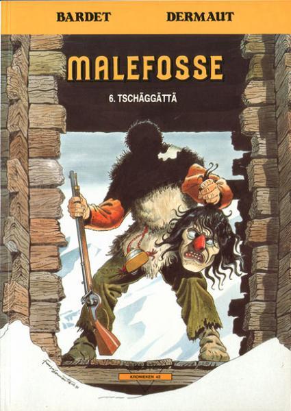 Malefosse 6 Tschäggättä