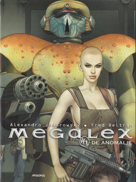 Megalex 1 De anomalie