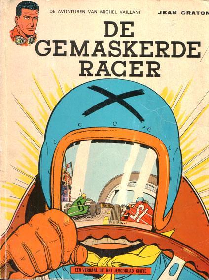 Michel Vaillant 2 De gemaskerde racer