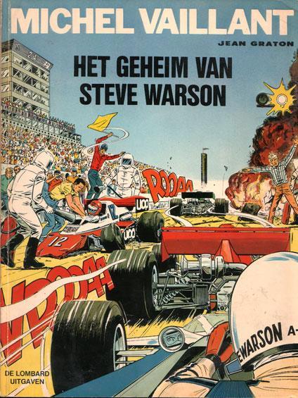Michel Vaillant 28 Het geheim van Steve Warson