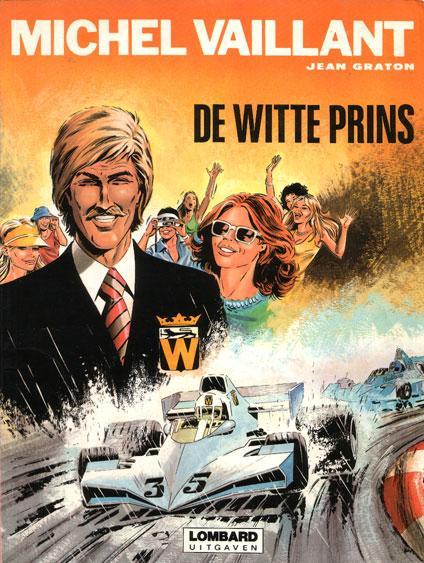 Michel Vaillant 30a De witte prins