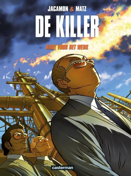 De killer 10 Hart voor het werk