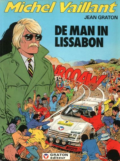 Michel Vaillant 45 De man in Lissabon