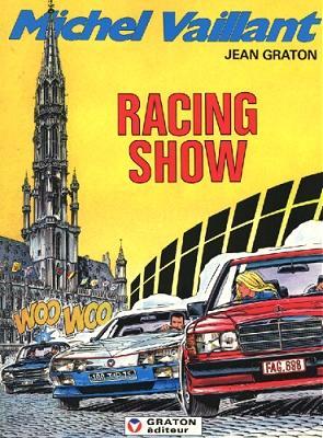 Michel Vaillant 46 Racing show