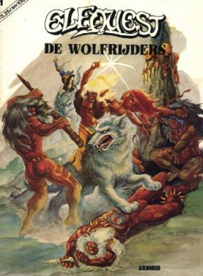 Elfquest 1 De Wolfrijders