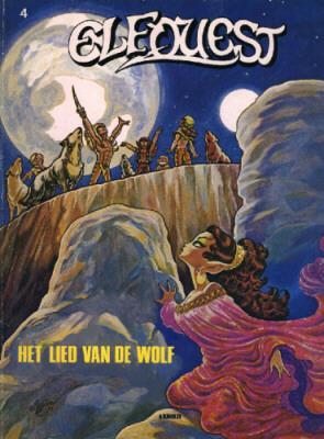 Elfquest 4 Het lied van de wolf