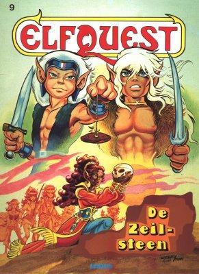 Elfquest 9 De zeilsteen