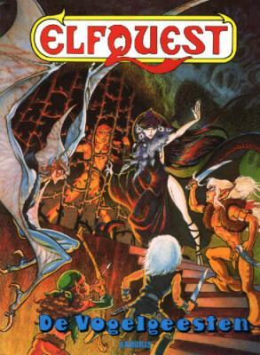 Elfquest 11 De vogelgeesten