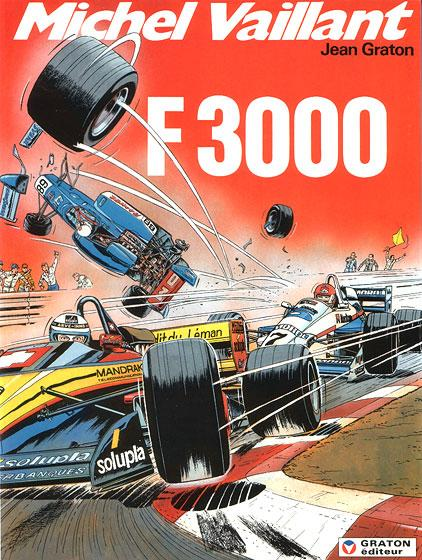 Michel Vaillant 52 F 3000