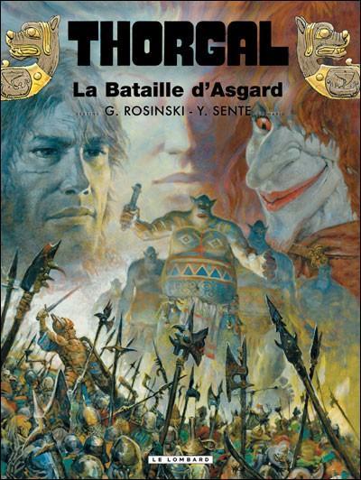 Thorgal 32 La bataille d'Asgard