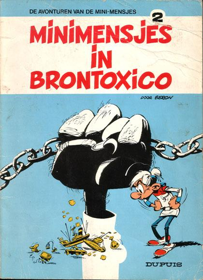 De mini-mensjes 2 Minimensjes in Brontoxico