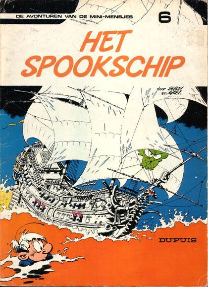 De mini-mensjes 6 Het spookschip