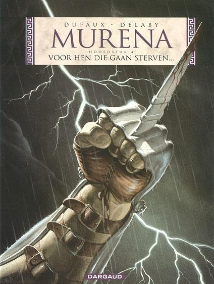 Murena 4 Voor hen die gaan sterven...
