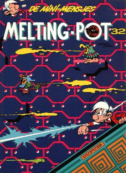 De mini-mensjes 32 Melting-pot