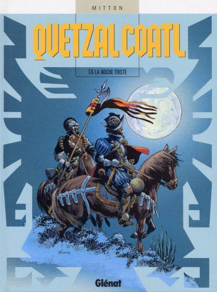 Quetzalcoatl 6 La noche triste