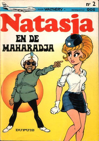 Natasja 2 Natasja en de Maharadja