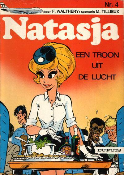Natasja 4 Een troon uit de lucht