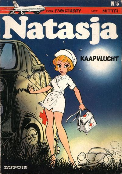 Natasja 5 Kaapvlucht