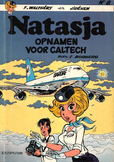 Natasja 8 Opnamen voor Caltech