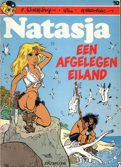 Natasja 10 Een afgelegen eiland