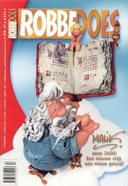 Robbedoes - Weekblad 2000 (jaargang 63) 3237 Nummer 17