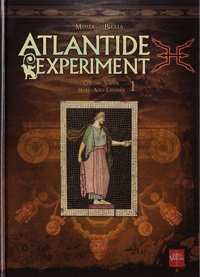Atlantis experiment 1 Giacomo Serpieri - Marie-Alice Lavoisier