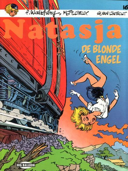 Natasja 16 De blonde engel