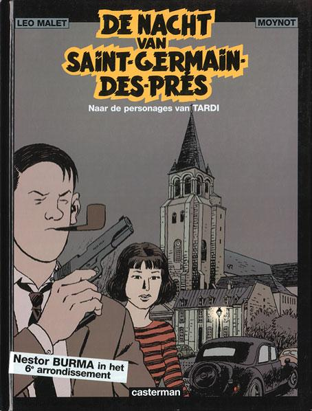 Nestor Burma 7 De nacht van Saint-Germain-des-Pr