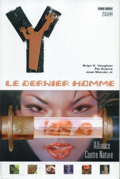 Y: Le dernier homme (Semic/Panini) 5 Alliance contre nature