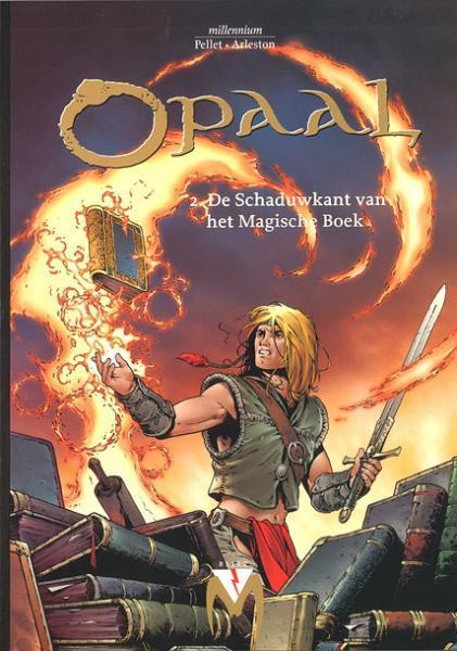 De wouden van Opaal 2 De schaduwkant van het magische boek