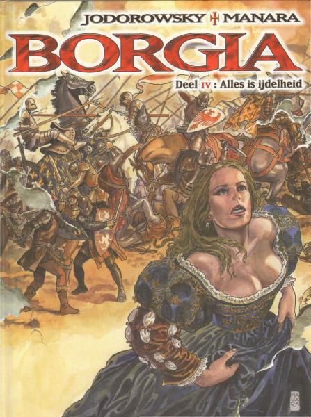 Borgia 4 Alles is ijdelheid