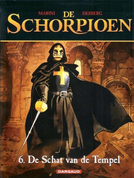 De Schorpioen 6 De schat van de tempel